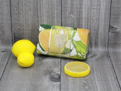 Mýdlo LA FLORENTINA 200g agrumi di boboli
