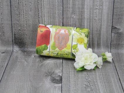 Mýdlo LA FLORENTINA 200g broskev