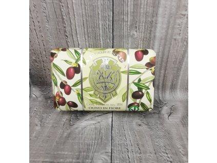 Mýdlo LA FLORENTINA 200g oliva