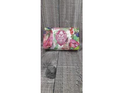 Mýdlo LA FLORENTINA 200g rosa selvatica
