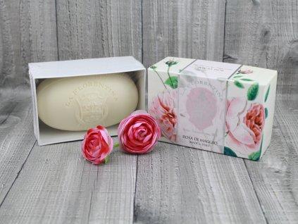 Mýdlo LA FLORENTINA 300g růže