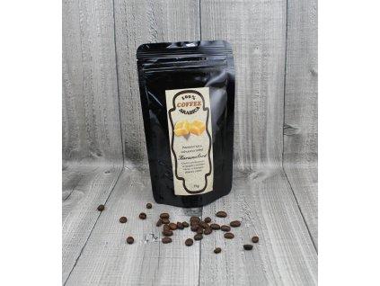 Káva karamelová 70g