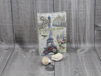 Mýdlo přírodní 100g Paris