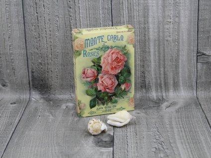 Mýdlo přírodní 100g Roses