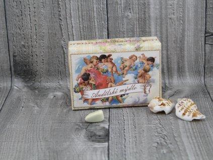 Mýdlo přírodní 200g andělské
