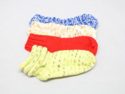 Ponožky pletené 24/25.