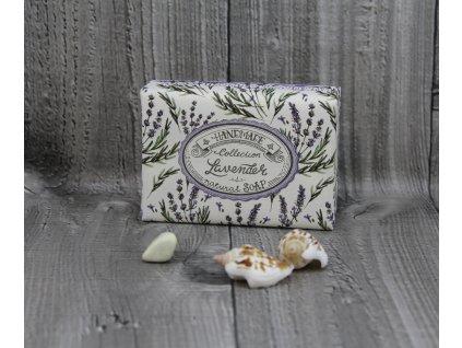Mýdlo přírodní 200g Levandule