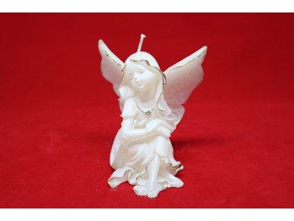 Svíčka andělka