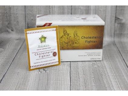 Čaj na snížení cholesterolu