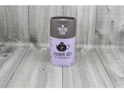 Čaj černý-levandule