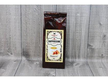 Cappuccino karamel 50g