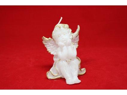 Svíčka andílek