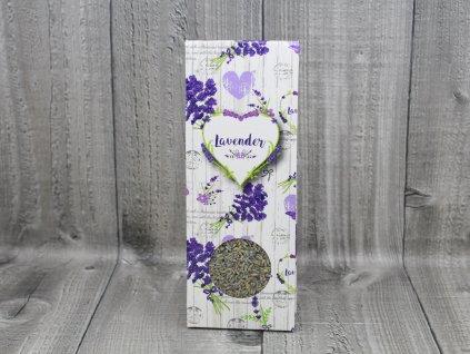 Čaj bylinný levandule