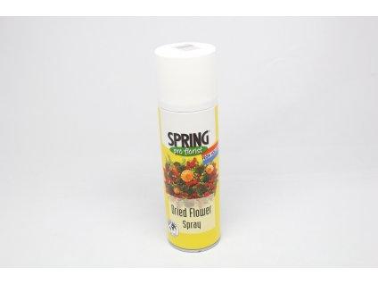 Sprej lesk na suché květy Spring