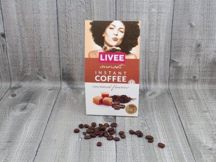 Káva instantní-karamel