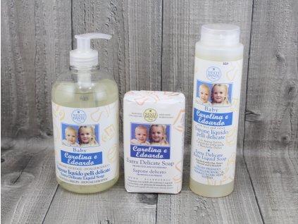 Mýdlo výběrové dětské NESTI DANTE