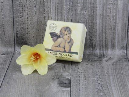 Mýdlo anděl lilie NESTI DANTE