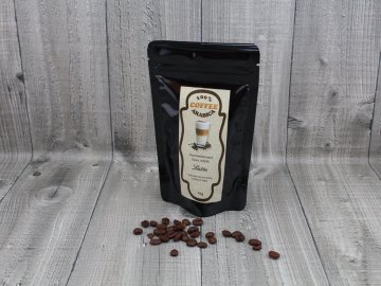 Káva latte 70g