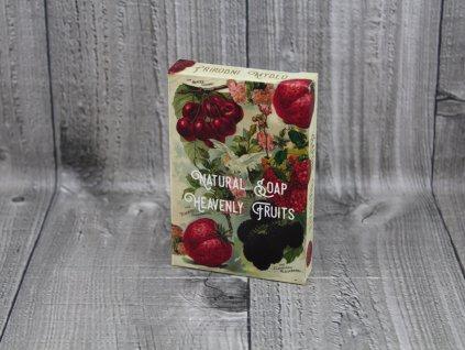 Mýdlo přírodní 100g ovocné