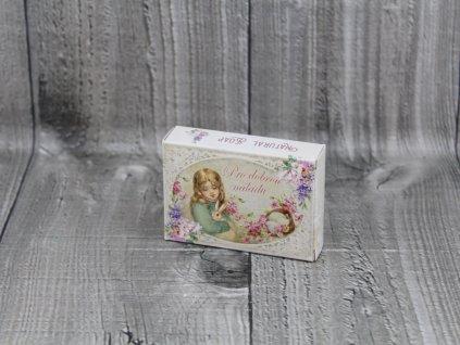 Mýdlo přírodní 40g pro dobrou náladu