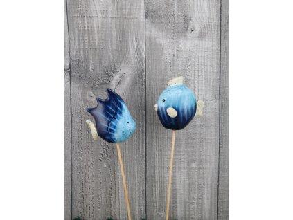 Ryby keramické-sada 2 ks