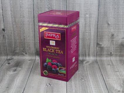Čaj s lesním ovocem