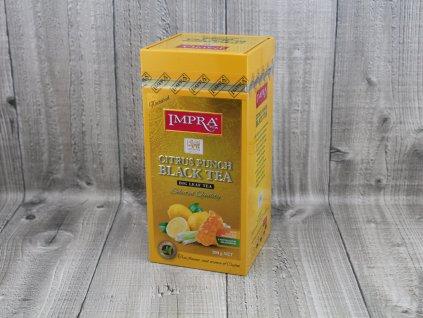 Čaj citrusový punč