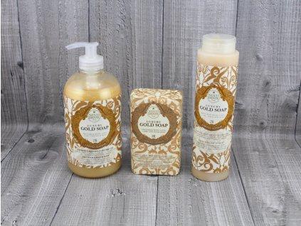 Mýdlo GOLD   NESTI DANTE