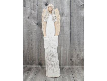 Anděl s kapsami-velký