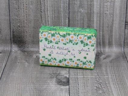 Mýdlo přírodní 200g-hodně štěstí