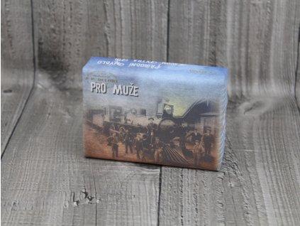 Mýdlo přírodní 200g- Pro muže