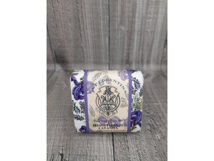 Mýdlo 106g iris,levandule
