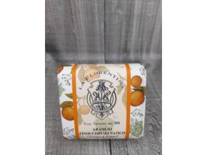 Mýdlo 106g pomeranč,fenykl