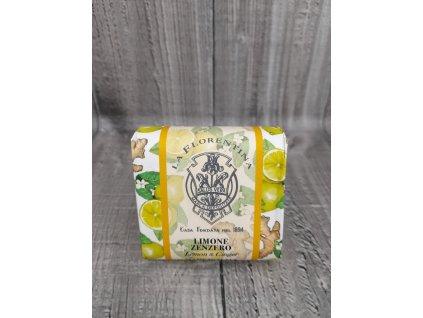 Mýdlo 106g citron,zázvor