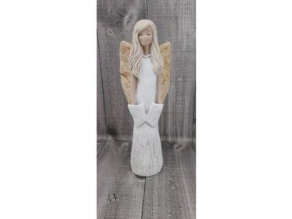 Anděl s kapsami-malý