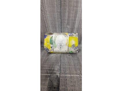 Mýdlo LA FLORENTINA 200g limone lavanda