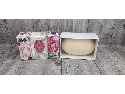 Mýdlo LA FLORENTINA 300g rosa  selvatica
