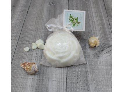 Mýdlo růže konvalinka 90g
