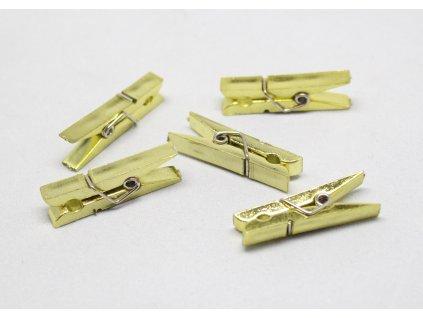 Kolíček dřevěný střední 3cm