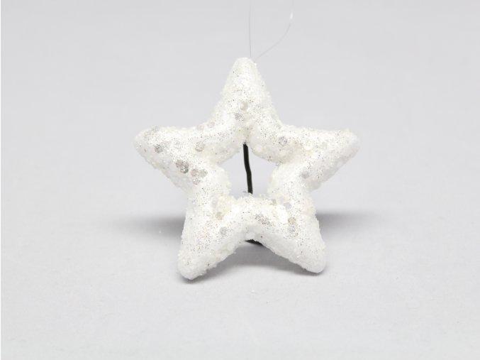 Hvězdička polystyren