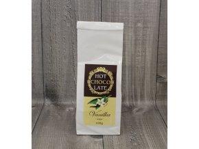 Horká čokoláda vanilka 100g