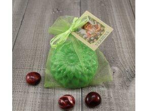 Mýdlo růže verbena zelené 80g