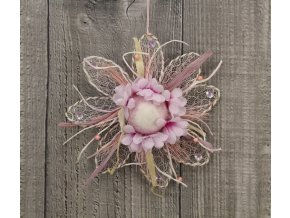 Kytka malá lila č3