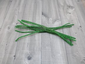 Drátek chlup zelený