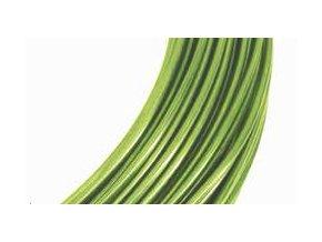 Drátek hliníkový oliva 2mm