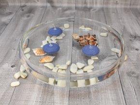 Svíčka plovoucí vonná borůvka