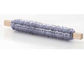 Drátek rovný 0,5mm šerík 21