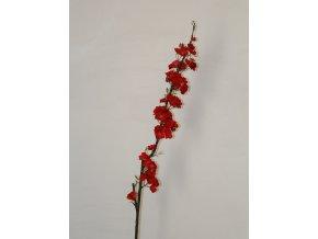 Větvička třešňová červená velká
