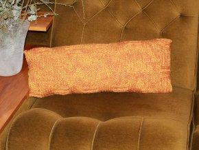 Polštářek pletený dlouhý relaxační