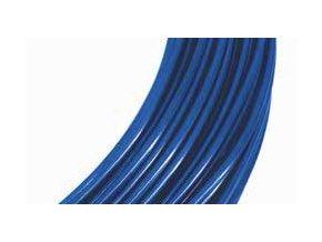 Drátek hliníkový modrý 2mm